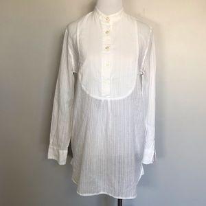 RALPH LAUREN JEANS CO.White Button Down Shirt S
